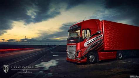 Volvo Truck Wallpaper by 45 Volvo Truck Wallpaper On Wallpapersafari