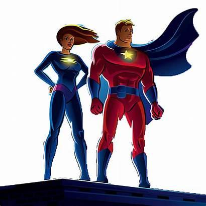 Superhero Hero Transparent Clipart Icon Clip Clark