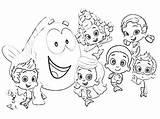 Guppies Bubble Coloring Pages Printable Getdrawings Drawing Clipart Gangsta Getcolorings Splatoon Pinkie Pie Inspiration Everfreecoloring Colorings Birijus sketch template