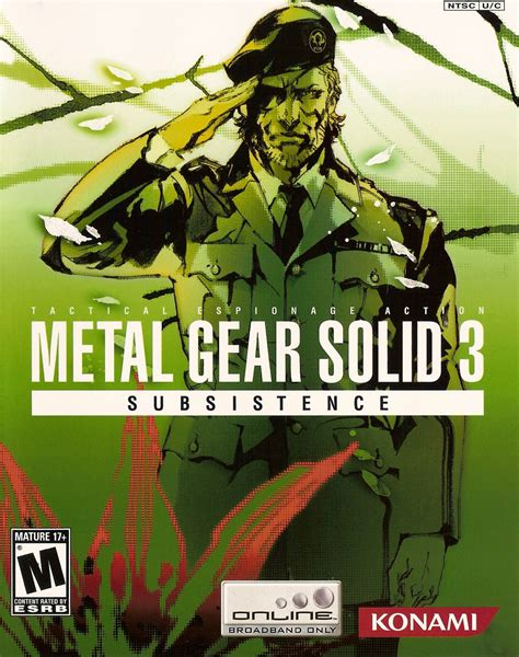Metal Gear Solid Hd Collection Game Giant Bomb