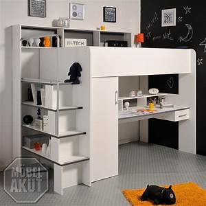 Bett Und Schrank : hochbett between etagenbett bett mit schreibtisch und ~ Michelbontemps.com Haus und Dekorationen