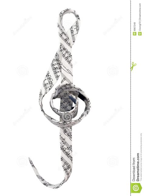 They are also characterized by sharply defined formant structure and the total energy of most of them is very. Tie With Musical Symbols And In Violin Clef Shape Stock Illustration - Illustration of ...