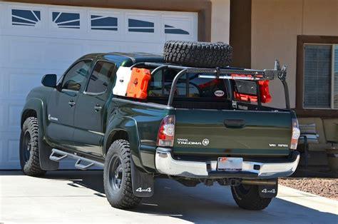 bed rack tacoma tundra tacoma world autos post