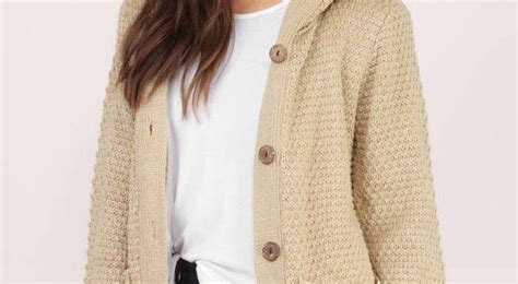 How To Dress Up With Cardigans For Women