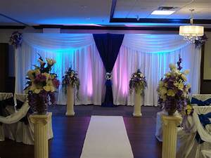 wedding ceremony decorations noretas decor inc With decorations for a wedding