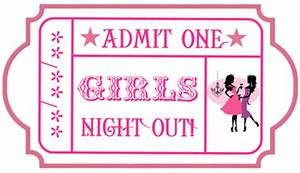 girls night out clipart