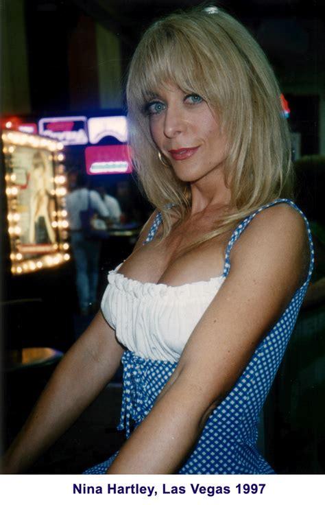 Nina Hartley At Adult Video Show Las Vegas 1997 Photograph