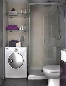 Kleines Badezimmer Mit Dusche : waschmaschine kleine badezimmer dusche regale idee badrenovierung pinterest kleine ~ Sanjose-hotels-ca.com Haus und Dekorationen