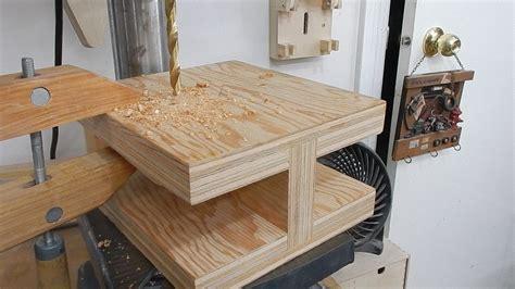 jax design  beam table  workbench  drill press