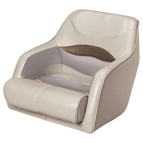 Pontoon Boat Captain Seats by Wise 174 Premium Pontoon Captain S Seat 140858