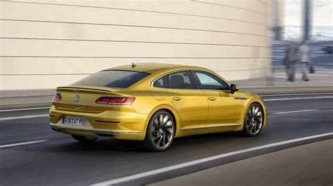 Volkswagen Arteon Is A Sexy Cc Replacement With Premium