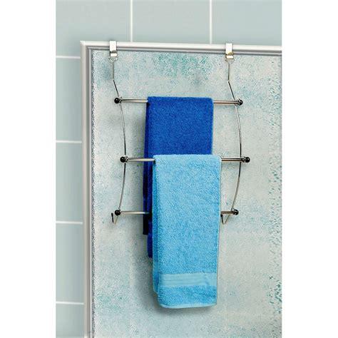 accroche serviette salle de bain porte serviette susp chrome astuce porte serviettes accessoires salle de bains salle de