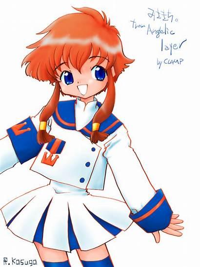 Misaki Suzuhara Angelic Layer Zerochan Anime