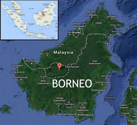map  kapuas hulu west kalimantan indonesia palm oiled
