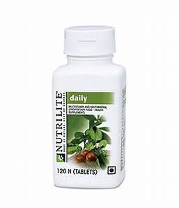 Amway daily vitamin