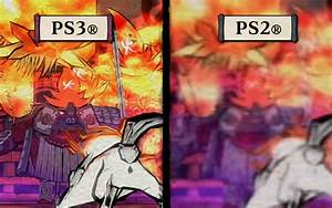 Okami PS3 HD Vs PS2 Comparison Screenshots Released