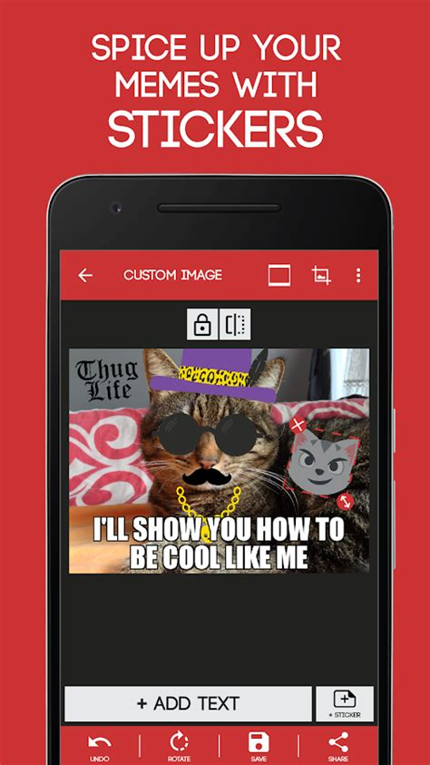 Meme Generator For Android - meme generator free android apps on google play