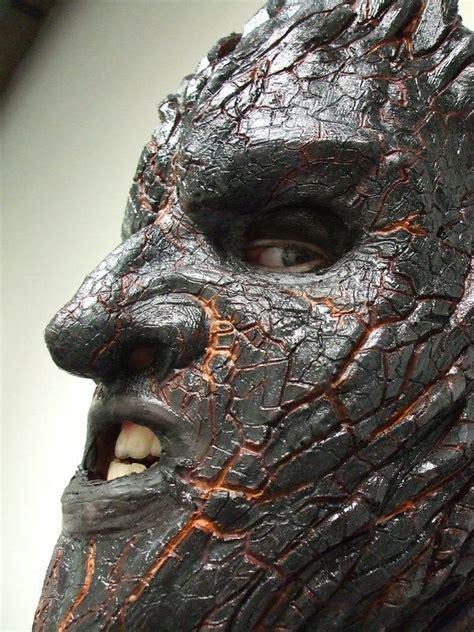 image result  lava fire creature makeup sfx special