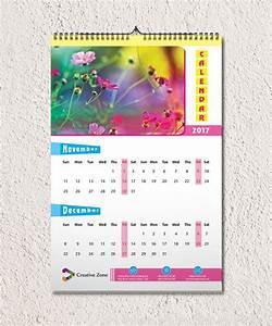 Wall calendar designs