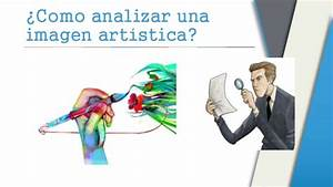 Cómo analizar una imagen artística