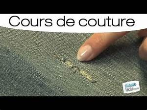 Comment Réparer Un Liner Déchiré : couture comment r parer un pantalon d chir youtube ~ Maxctalentgroup.com Avis de Voitures