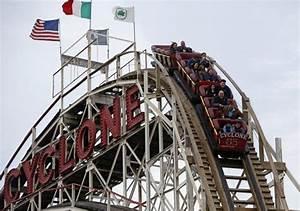 Coney Island celebrates the Cyclone's 90th birthday and ...