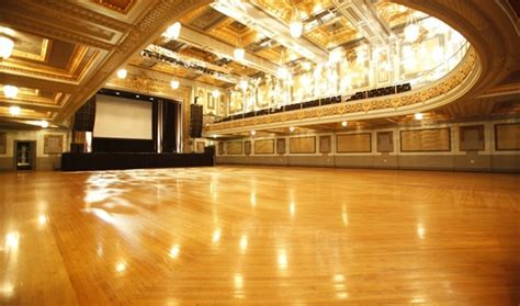 Grand Ballroom in San Francisco, The Regency Center