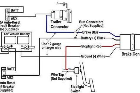 How Install Electric Brake Controller Still Runs