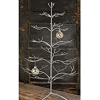 metal christmas tree ornament display gold wire ornament tree display by the 6291