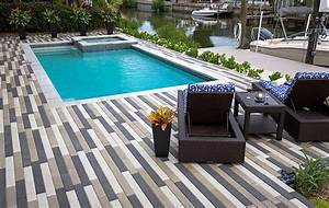 Light Or Dark Deck Stain Plank Pavers Tremron Jacksonville Pavers Retaining Walls