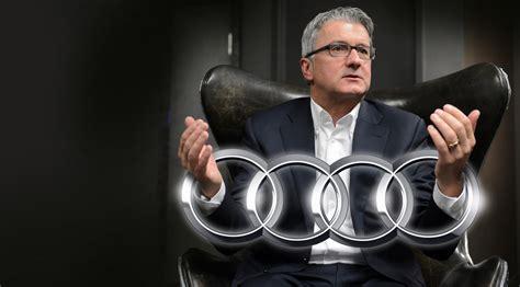 Im Audi Chef Rupert Stadler by Audi Chef Rupert Stadler Sitzt In Untersuchungshaft