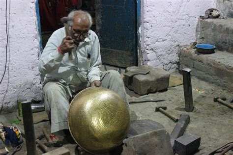 tambe  bartan  jandiala guru india heritage walks
