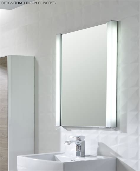 bathrooms mirrors ideas popular of lighted bathroom mirrors for house decorating