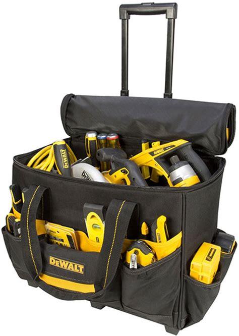 dewalt  roller tool bag