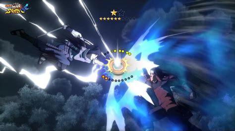 naruto shippuden ultimate ninja storm  screenshots show
