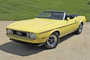 1973 FORD MUSTANG CONVERTIBLE - 138428