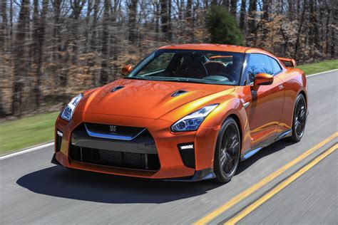 2017 Nissan Gt-r Track Edition Detailed » Autoguide.com News