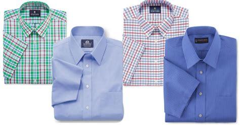 jcpenneycom stafford mens short sleeve dress shirts   regularly  hipsave