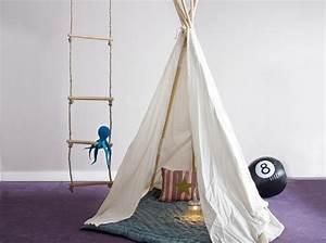 Image D Enfant : cr er une cabane dans une chambre d 39 enfant elle d coration ~ Dallasstarsshop.com Idées de Décoration
