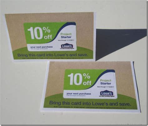 98466 11 Lowes Coupon by How To Save 18 8 To 22 6 At Home Depot Or Lowes Epic