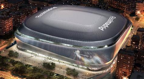 fotos de a241o nuevo as 237 ser 225 el nuevo estadio santiago bernab 233 u menzig