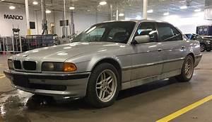 Fix And Flip E38  1998 Bmw 740il