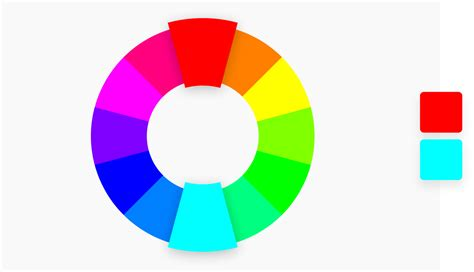 blue color wheel color wheel color theory and calculator canva colors