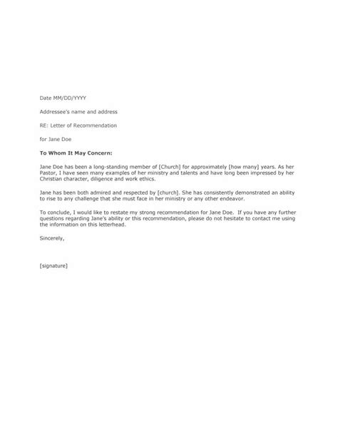 sample letter  recommendation bravebtr