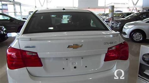 Apresentação Chevrolet Cruze com lanternas em leds ...