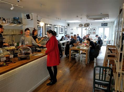 Put in the boot 2. Review - Tried and True, Putney   Bean There at coffee blog