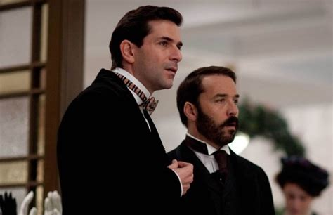 gregory fitoussi relationship mr selfridge s gregory fitoussi jeremy piven is nicer
