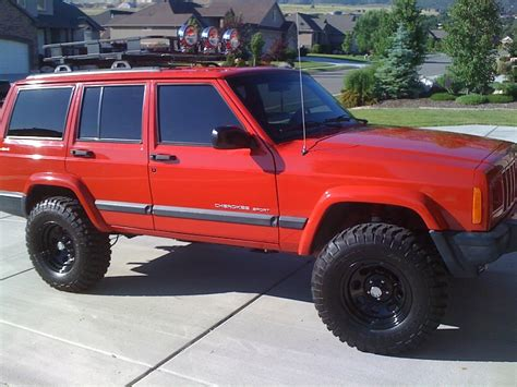 big red jeep quot big red quot my 1999 xj build page 3 jeep cherokee forum