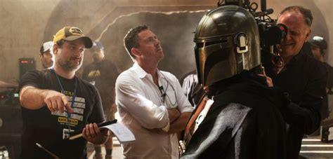'The Mandalorian' Season 2 Bringing Back Dave Filoni to ...