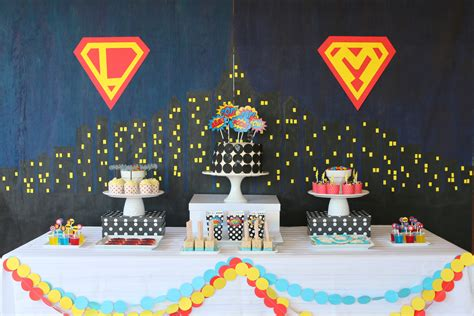 Superhero Party  Project Nursery
